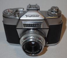Voigtlander Bessamatic - SLR camera - 1959