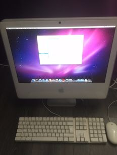 Imac 20'' (Core 2 Duo) 2.16 Ghz -2GB memory -250GB Harddisk