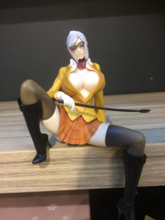 Manga art; Meiko Shiraki - School Hidden Sexy Figurine - 2014