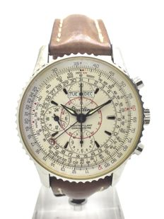 Breitling Datora Montbrillant – Men's/Unisex Wristwatch – Year: 2005