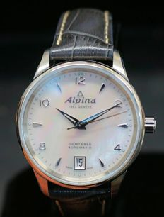 Alpina Comtesse, women's watch, 2017