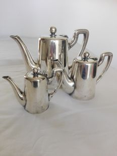 Fratelli Broggi - Coffee pot set