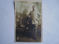 Lot of 65 Military postcards mostly WW1