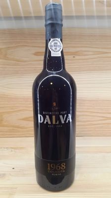 1968 Colheita Port Dalva - 1 bottle (75cl) bottled in 2012