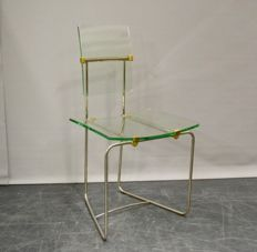 Peter Ghyczy – S02 chair, acrylic edition