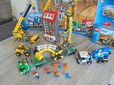 City - 66331 - City Super Pack 3 in 1 (7630, 7633, 7990)