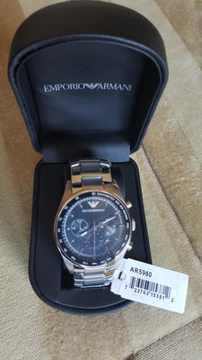 Armani AR 5980. Watch.