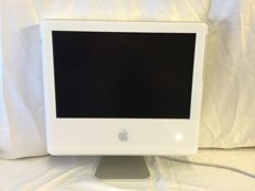 Apple Power Mac G4 Silver + Apple iMac 17 inch, screen defect + Apple Laser Writer 4/600