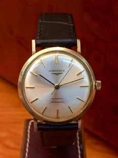 Longines Admiral 1200. Men's watch. Automatic. 1970s.
