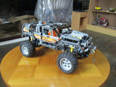 Technic - 8297 - Off Roader