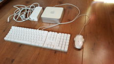 Apple Mac Mini (A1136) -  INTEL dual core (C2D) 1.83Ghz - 1GB RAM - 80GB HD + Original Apple keyboard+Mouse, Poweradapter, etc.