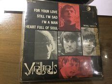 The Yardbirds ‎– For Your Love EP