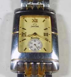 Jaguar Friendship - MOP - Dome Rectangle - Two Tone - 1970's - Men's Wristwatch