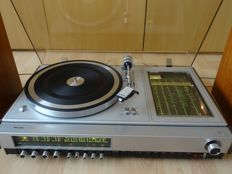 Philips Combi Amplifier Tuner Record player 22 RH802 with 2 loudspeakers Philips 22RH493