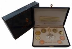 Vatican - Year collection 2007