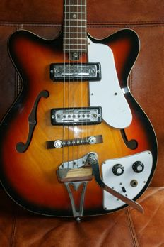 Teisco Del Ray EP 9 Vintage Electric Guitar - Japan - 1964
