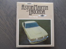 Book; Chris Harvey - Aston Martin and Lagonda - 1984