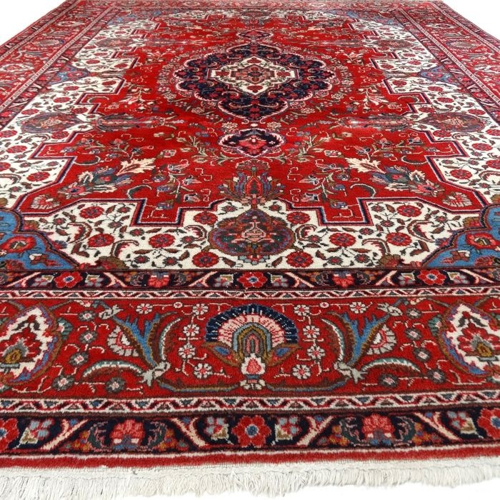 "Tabriz - 358 x 255 cm - ""Eyecatcher - XXL - Persian carpet in beautiful condition""."