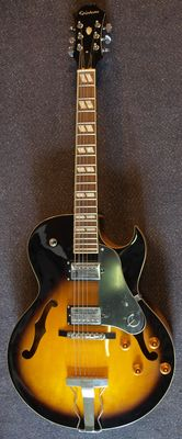 New Epiphone ES175 Hollowbody in Vintage Sunburst - Korea - 2007