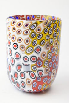 Livio Campanella (Campanella Glassworks) - Murrine Patchwork Glass