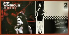 """Amy Winehouse : lot of Two rare LP Albums :  """"At the BBC"""" and 'The ska collection"""""""