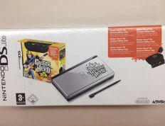 Nintendo DS Lite Guitar Hero edition new