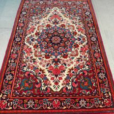 Magnificent Ghom Persian carpet – 100 x 70 – great quality