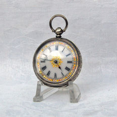 Andre Mathey - Antique - Size 3/4 Pocketwatch