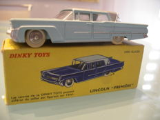 Dinky Toys-France - Scale 1/43 - Lincoln Première No.532