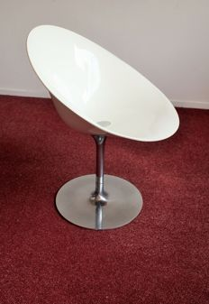 Phillipe Starck for Kartell -.  Design swivel chair. EroS