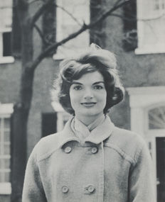 Jacques Lowe (1930-2001) - Jackie Kennedy - 1953