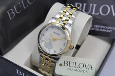 Bulova - Ladies Lady Love Luxury Diamond Watch
