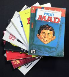 Pocket Mad - complete collection 1/9 (1991-92)
