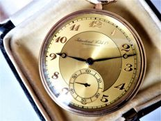 IWC — pocket watch. ref no 33 — men — 190