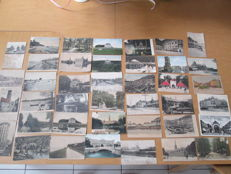 lot of 43 old postcards Scandinavia. (mainly from Denmark)