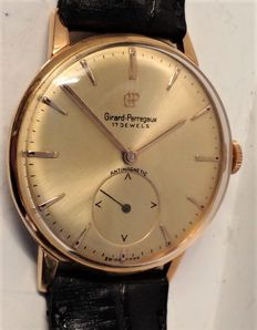 Girard Perregaux-men's watch-60s.