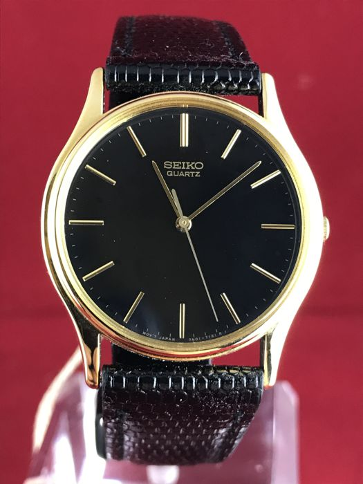 Seiko Collection 7N01 7041 Womens NOS From The 80s