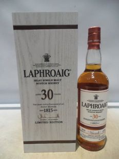 Laphroaig 30 years old Limited Edition - OB