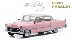 "Greenlight - Scale 1/18 - 1955 Cadillac Fleetwood Series 60 ""Elvis Presley"""