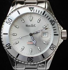 Marcello C. Tridente -- Wristwatch -- Modern