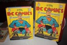 75 Years of DC comics by Paul Levitz - Hardcover with dustjacket - (2010)
