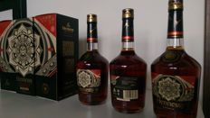 3x Shepard Fairey Very Special Limited Edition - Hennessy Box Edition 0.7 OBEY - 2014