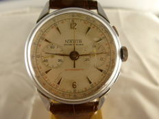Nadir – Steel chronograph – From the 1960s