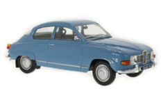 Modelcar Group - Scale 1/18 -  Saab 96