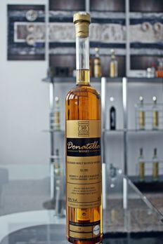 Donatella Scotch Whisky Habanos Edition - 10 years old ( Limited Edition 1 of 50)