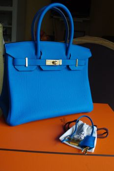 Hermès – Birkin 30 in Togo Leather – Handbag