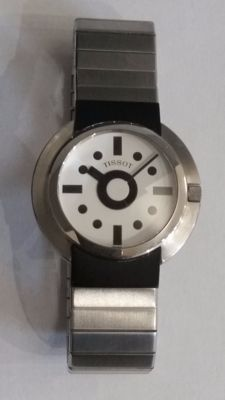 Tissot Ettore Sottsass- Unisex watch - End 1980s