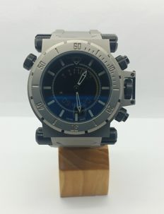 iNViCTA Coalition Forces 6423 digital/analogue military multifunctionel wristwatch - 2010s