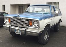 Dodge - Ramcharger V8 - 1978