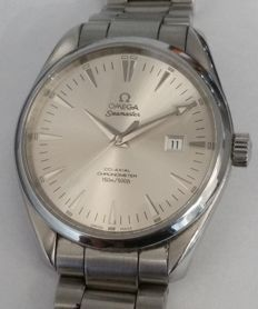 Seamaster Aqua Terra men's watch – Circa 2006